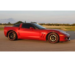 2011 Chevrolet Corvette Grand Sport Coupe 4