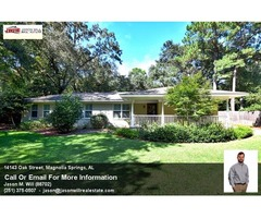 4 Bedroom Home on Oak Street Magnolia Springs