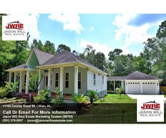 3 Bedroom Custom Home Living on the Bayou