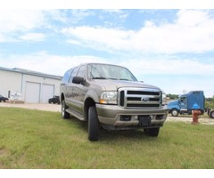 Ford: Excursion Limited