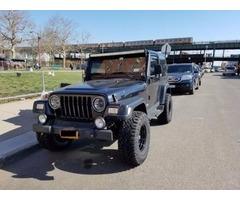 Jeep: Wrangler Rubicon