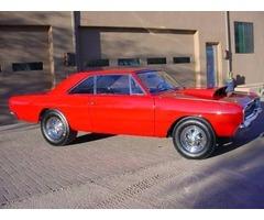 1968 Dodge Dart HEMI DART LO23