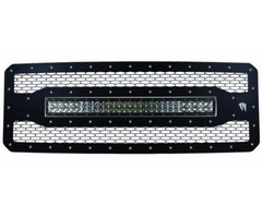 Rigid industries LED Grille Kit 30 Inch E Series 40566 Ford F-250/F-350 - 2011-16