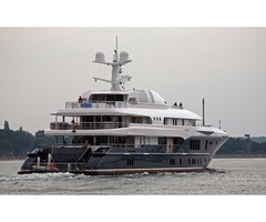 Super Yacht for sale 224 feet Model 2010-MORETTI