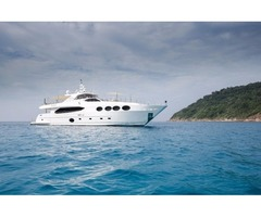 Majesty Yacht for sale 105 feet/2014 –