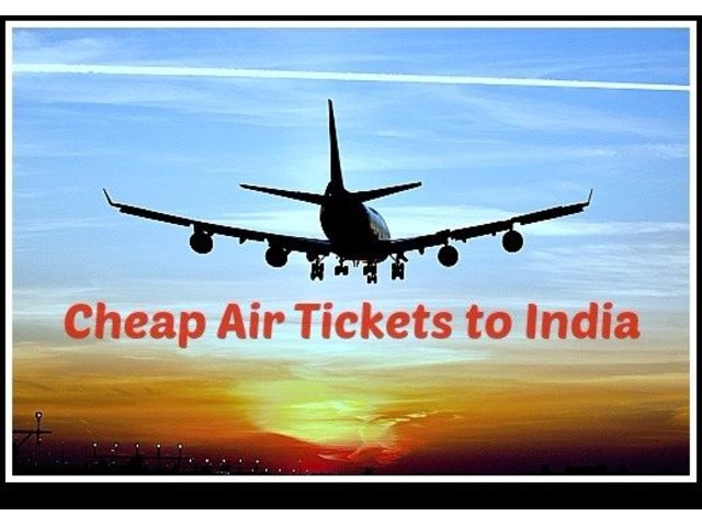 Cheap Air Tickets to India from USA