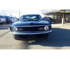 1970 Ford Mustang MACH1 - FASTBACK
