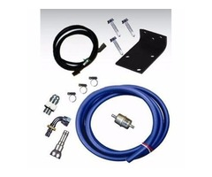 Branded FASS DRP Fuel Pump Relocation Kit 02, Dodge Ram Cummins 5.9L 24v RK-02