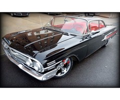 1960 Chevrolet Impala Bubble Top Resto Mod Hot Rod Wilwood