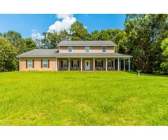 5 Bedroom Big Family Dream Home in Adams Acres Robertsdale!