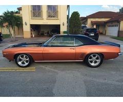 1969 Chevrolet Camaro SS 396
