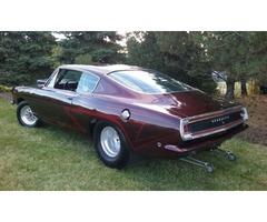 1968 Plymouth Barracuda 19664