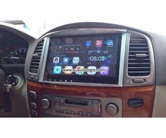 Lexus LX470 car radio android wifi gps navigation 3G Apple CarPlay DAB+