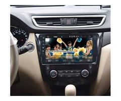 Nissan Qashqai car radio android wifi gps navigation 3G Apple CarPlay DAB+