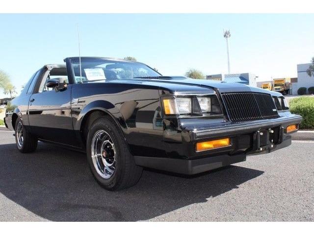 1987 Buick Grand National Cars De Soto Georgia Announcement