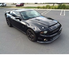 2010 Ford Mustang GT500 GT 500 SHELBY