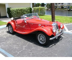1955 MG T-Series TF-1500