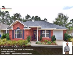 3 BR 2BA Pristine Golf Course View Home in Lake Forest Daphne