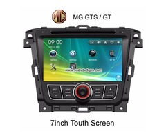 MG GT GTS car stereo radio auto DVD player GPS navigation TV IPOD
