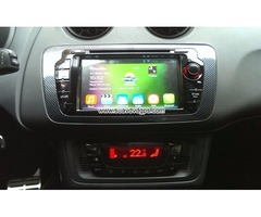 Seat Ibiza Android 5.1 Car Radio WIFI 3G DVD GPS Apple CarPlay DAB+