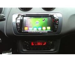 Seat Ibiza Android 5.1 Car Radio WIFI 3G DVD GPS Apple CarPlay DAB+