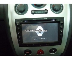 Renault Megane Android 5.1 Car Radio WIFI 3G DVD player GPS multimedia