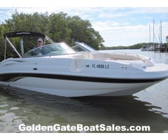 2003, 24 CHAPARRAL 243 SUNESTA with 2016 ROCKET Dual Axle Aluminum
