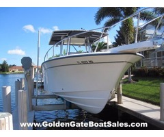 2005, 30 GRADY WHITE 306 BIMINI For Sale at Golden Gate Boat Sales