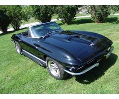 1963 Chevrolet Corvette Black