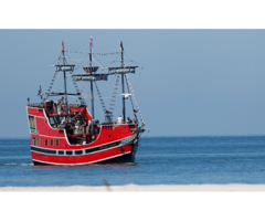 Get the best Pirate Ship Cruise