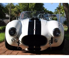 Shelby: Backdraft Shelby Cobra