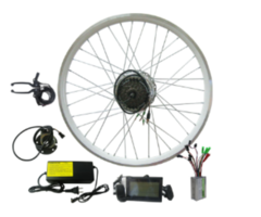 36v 48v 250w 1000w electric bike conversion kits