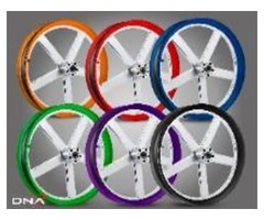 Buy DNA Motorcycle Wheels at Discounted Price