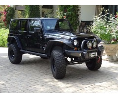 2012 Jeep Wrangler Unlimited Custom