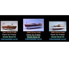 Wood Model Ship Kits