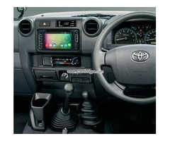 Toyota Hilux Land cruiser Android Car Radio WIFI 3G DAB+ DVD GPS APP
