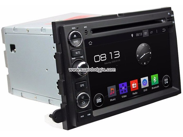 Ford Mustang Upgrade Android Car Gps Radio Wifi 3g Dvd
