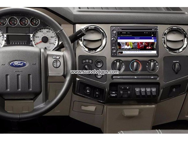 Ford F250 F350 F450 Super Duty Android Car Radio Wifi 3g Dvd Gps Rhfreeclassifiedsusa: Ford F450 Radio At Gmaili.net