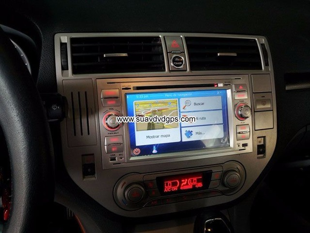ford kuga 08 2011 android app mirror link car radio wifi. Black Bedroom Furniture Sets. Home Design Ideas
