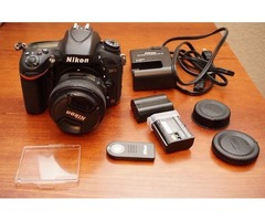 Nikon D610 24.3MP Digital SLR Camera FX w/ 50mm 1.8g lens