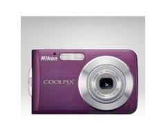 Nikon Coolpix S210 8 MP Digital Camera (Plum)