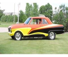 Chevrolet: Nova 2 Door Post