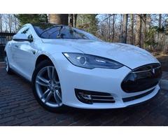 2013 Tesla Model S MODEL S-EDITION