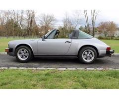 1988 Porsche 911 Special Edition