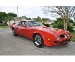 1974 Pontiac Trans Am Trans Am