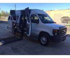 2012 Ford E-Series Van8