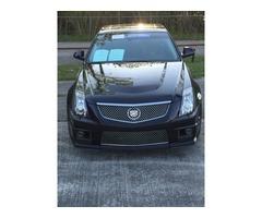 2012 Cadillac CTS V SUPERCHARGED RECARO SEATS, PANO ROOF, NAV
