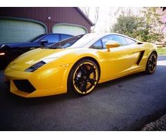 2011 Lamborghini Gallardo Gallardo