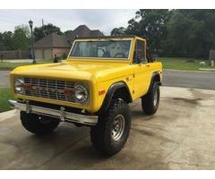 1972 Ford Bronco | free-classifieds-usa.com