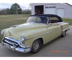 1951 Oldsmobile Eighty-Eight Convertible